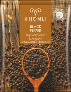 Khomli Black Pepper