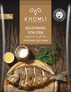 KHOMLI SEASONING FOR FISH