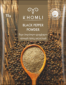Khomli BLACK PEPPER POWDER