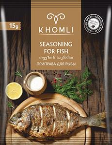 KHOMLI SEASONING FOR FISH